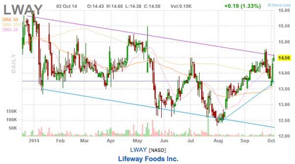 lifeway chart