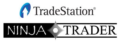 tradestation and ninjatrader logo