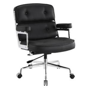 remix office chair black