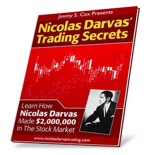 nicolas darvas trading secrets course